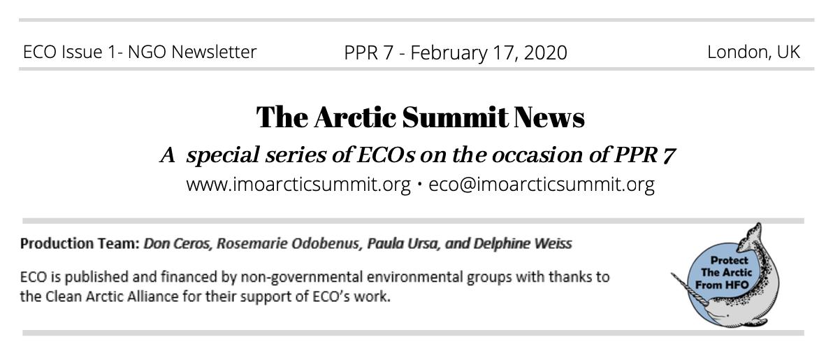 The Arctic Summit News 1