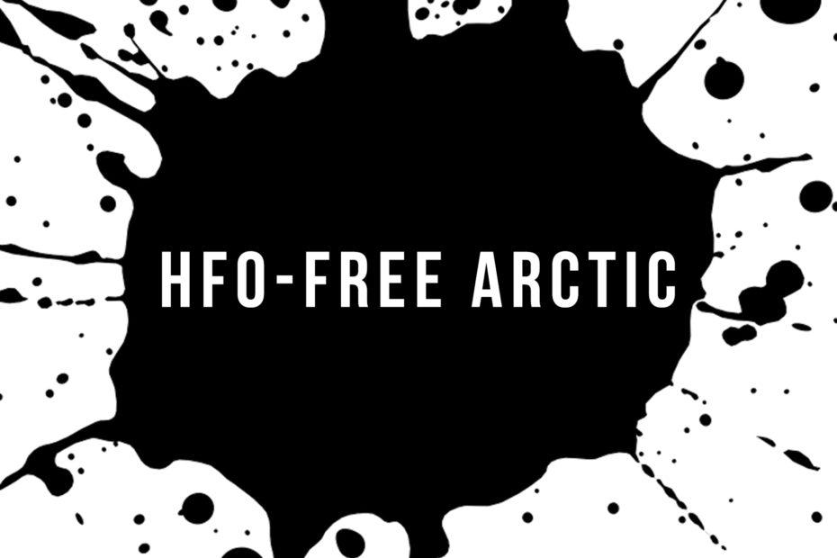 HFO Free Arctic